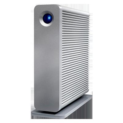9000258U LaCie d2 Quadra - HD Externo 4TB USB 3.0 FireWire 800, 400 eSATA