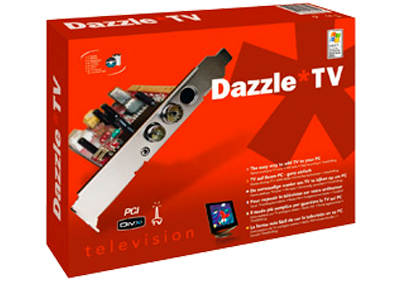DAZZLE PCTV PCI RETAIL