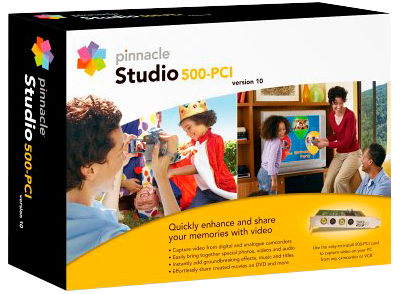 STUDIO10 500-PCI