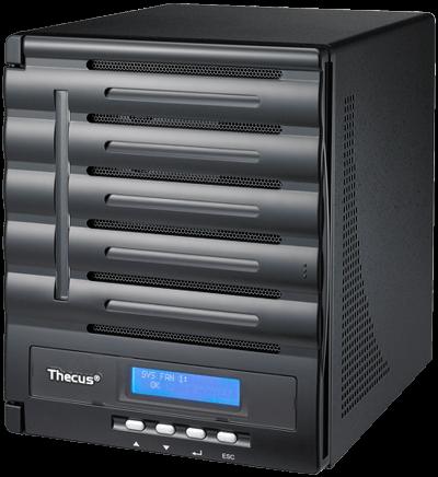 N5550 NAS Storage Thecus