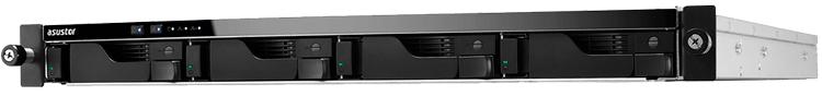 NAS Server Rackmount 40TB SATA - Asustor AS6204RD