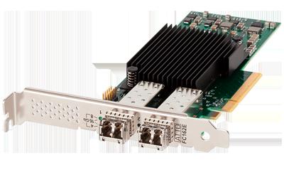 Placa controladora HBA PCI-Express Fibre Channel CELERITY FC-162E 16G DUAL CHANNEL