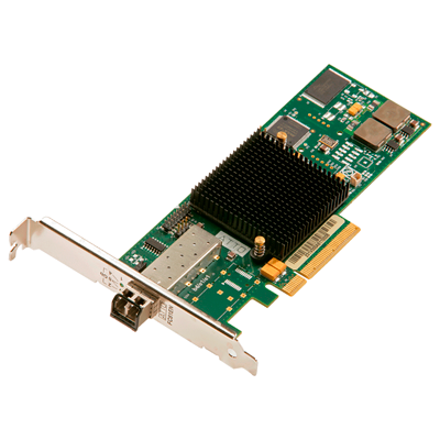 Placa controladora HBA PCI-Express Fibre Channel CELERITY FC-81EN 8G SINGLE CHANNEL