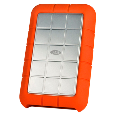 STEU1000400 LaCie Rugged - HD Portátil Thunderbolt e USB3.0 1TB