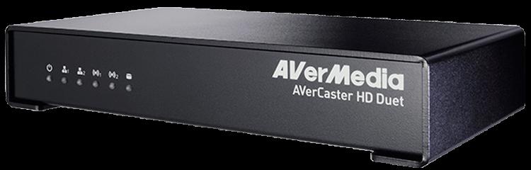 AVerCaster F239 HD Duet