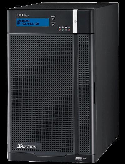 SMR8025 - NVR