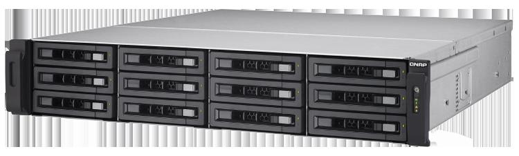 TES-1885U Qnap - Storage FreeBSD com ZFS