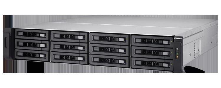 TS-EC1280U-RP - Storage 60TB Rackmount Qnap
