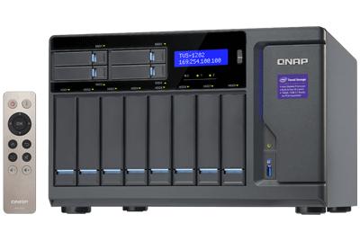 TVS-1282 Qnap Tiered Storage NAS