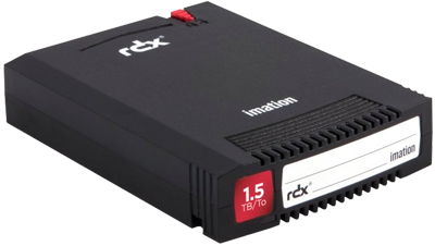 Cartucho RDX Imation 1,5TB