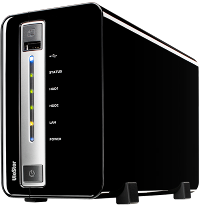 VS-2008L NVR 8 canais VioStor QNAP