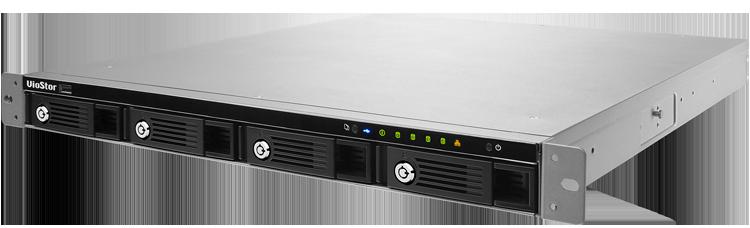 VS-4112U-RP PRO+ Rackmount NVR 12 Canais VioStor QNAP