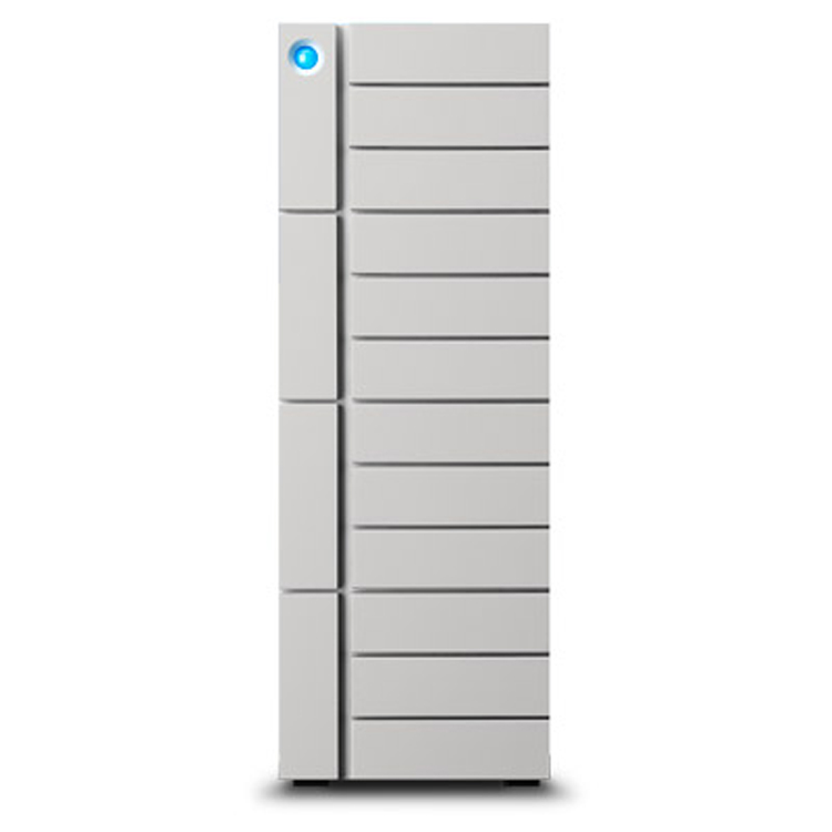 STFJ96000400 LaCie 12big - Storage 96TB Thunderbolt 3