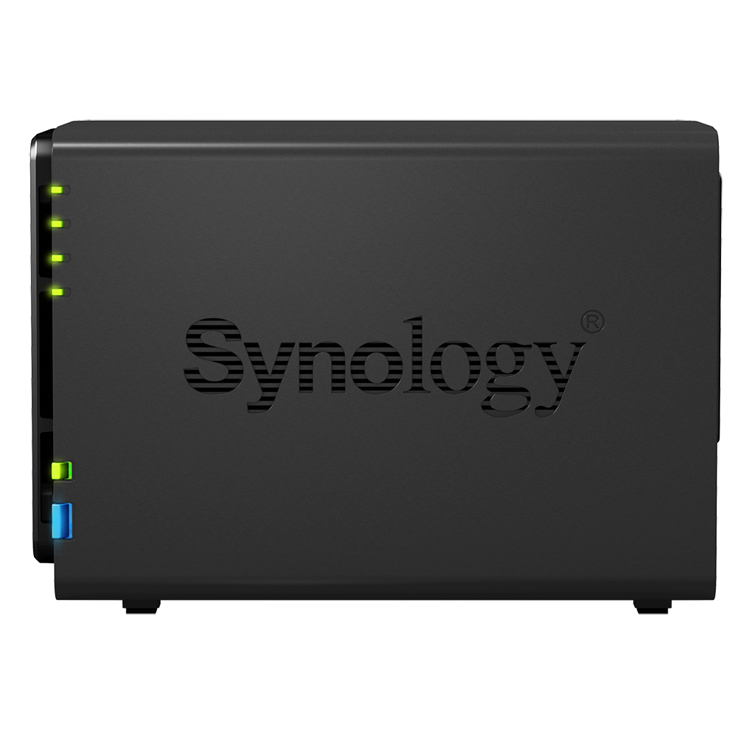 DS216+II Synology - Storage NAS Diskstation 2 baias