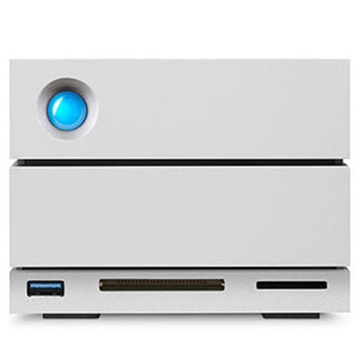STGB20000400 LaCie 2Big Dock - HD 20TB Thunderbolt 3 e USB 3.1