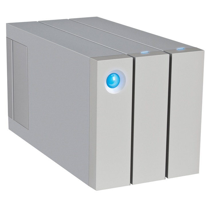 STEY16000401 LaCie 2Big - HD 16TB Thunderbolt 2 e USB3.0