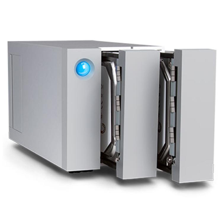 LaCie STEY16000401 - HD externo 16TB 2big Thunderbolt 2 e USB3.0