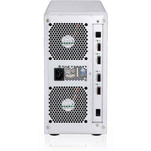 ARC-4036 - Storage Mini SAS 8 baias escalável