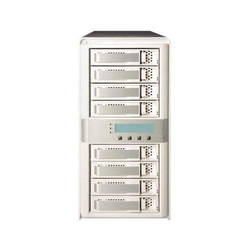 ARC-8040 - Storage desktop com mini SAS escalável até 122 discos