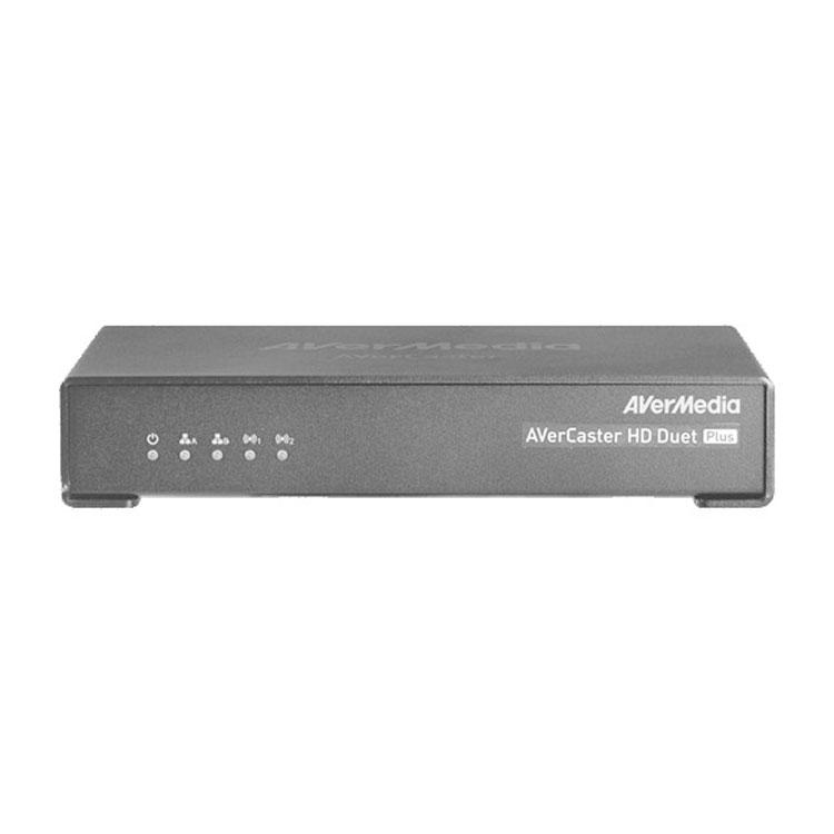 AVerCaster HD Duet Plus F239+, encoder HDMI e vídeo componente