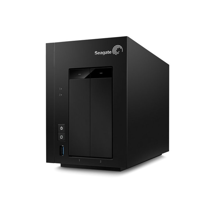 Seagate Business Storage - Storage 2 discos STCT10000100 10TB