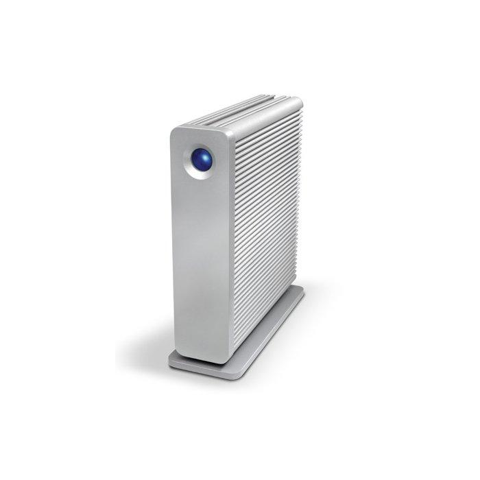 LAC9000481U LaCie d2 Quadra - HD Externo 5TB Firewire 800 e USB 3.0