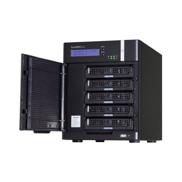 Servidor NAS de Dados EonNAS PRO 500