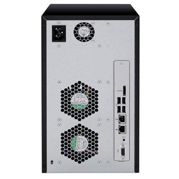 Data Storage EonNAS PRO 800 - Servidor NAS até 32TB Infortrend