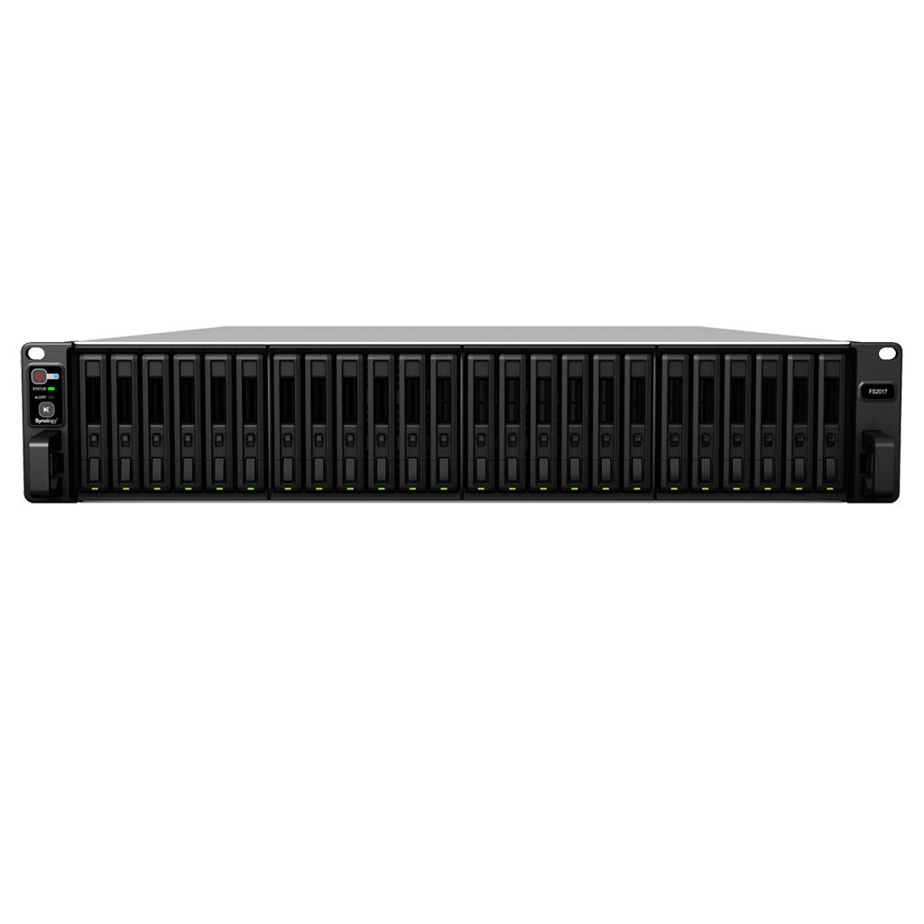 Synology Flash Storage FS2017, até 120TB