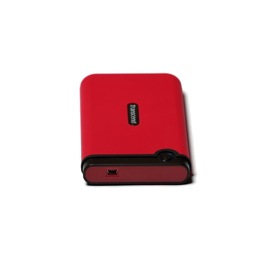 HD EXTERNO 250GB STOREJET MOBILE RED