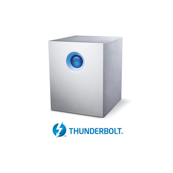 9000510U LaCie 5Big - Storage 10TB Thunderbolt 2