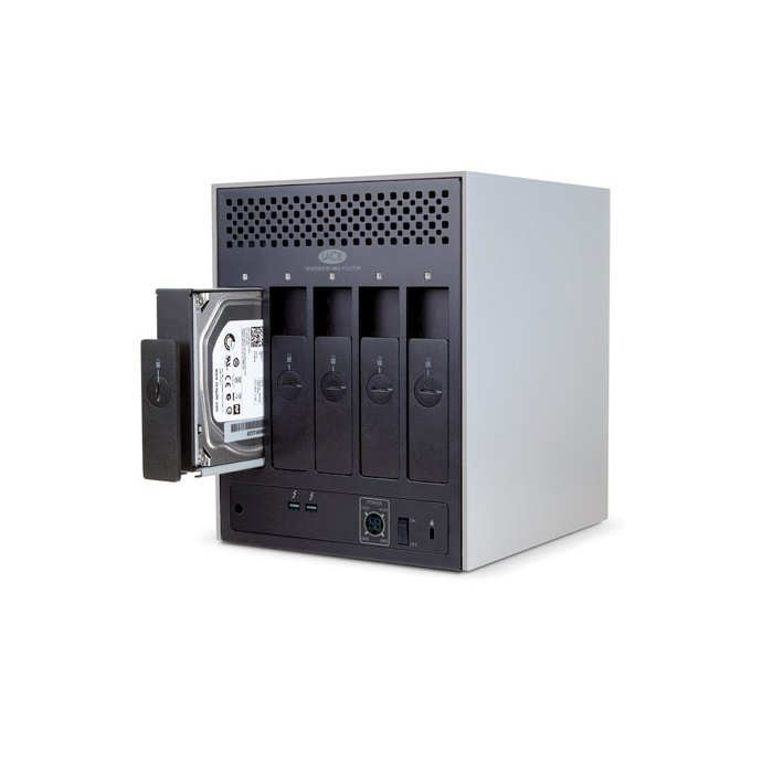 Disco Externo 30TB LaCie 5big Thunderbolt 2 9000504U