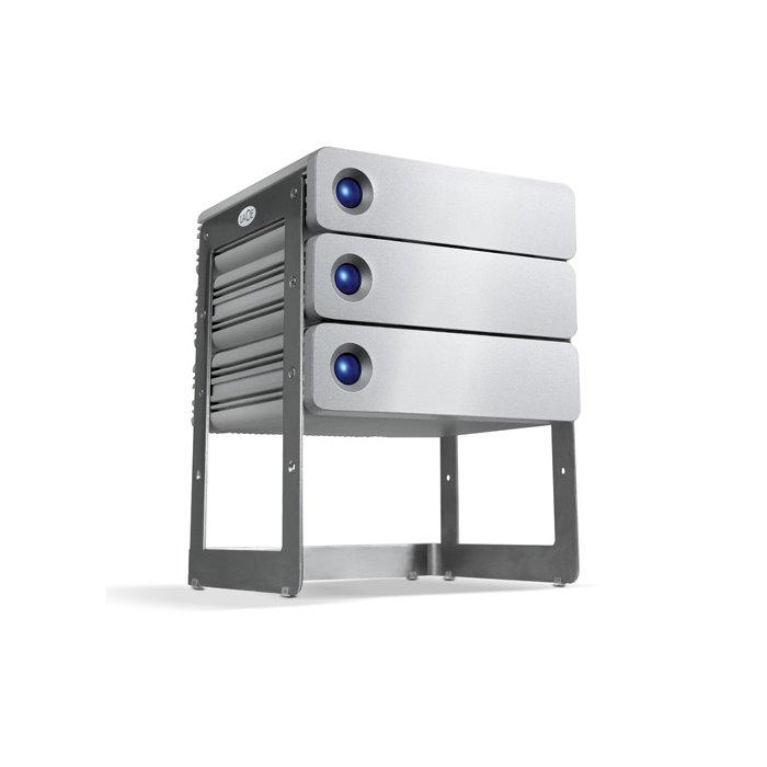 HD Externo 3TB Firewire 400/800 USB3.0 eSATA Quadra LaCie 301549U