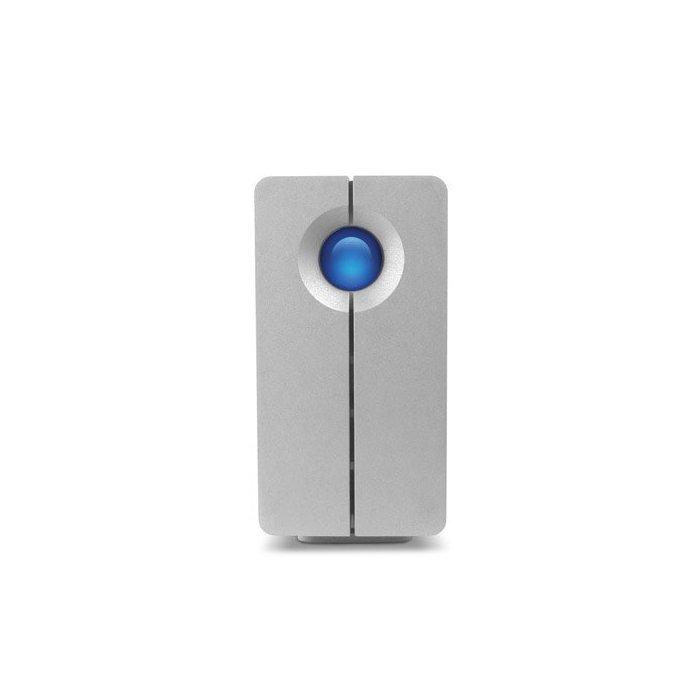9000354 LaCie 2Big Quadra - HD Externo 6TB USB3.0 e FireWire 400/800