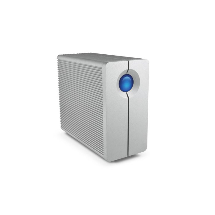 9000246 LaCie 2Big - HD Externo 8TB Thunderbolt
