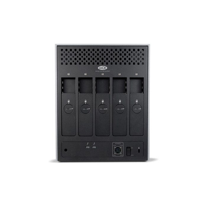 Disco 10TB Externo Thunderbolt - HD 5big LaCie 9000378U
