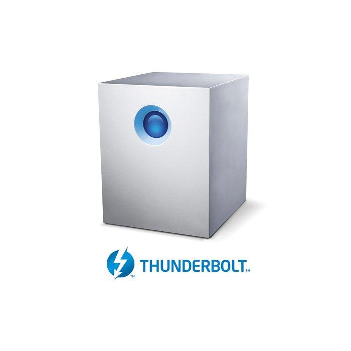 HD 20TB Externo 5big LaCie Thunderbolt 9000398U