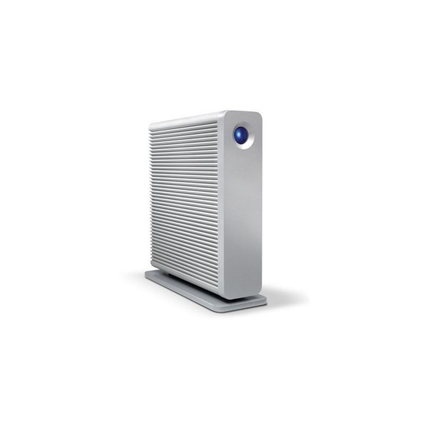 HD Externo 3TB FireWire 800, 400 e USB 2.0 - Disco Lacie 9000166
