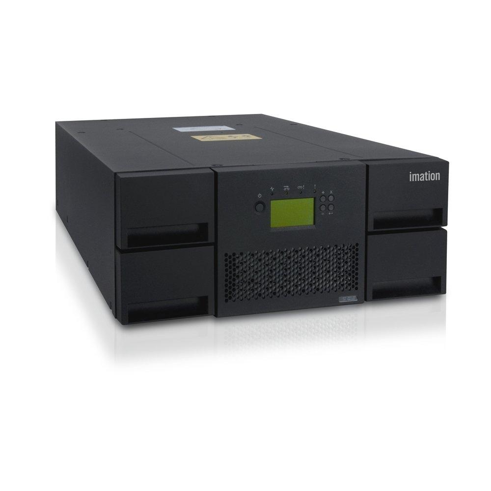 Autoloader SAS para 48 fitas LTO-5 até 144TB - Imation L1400