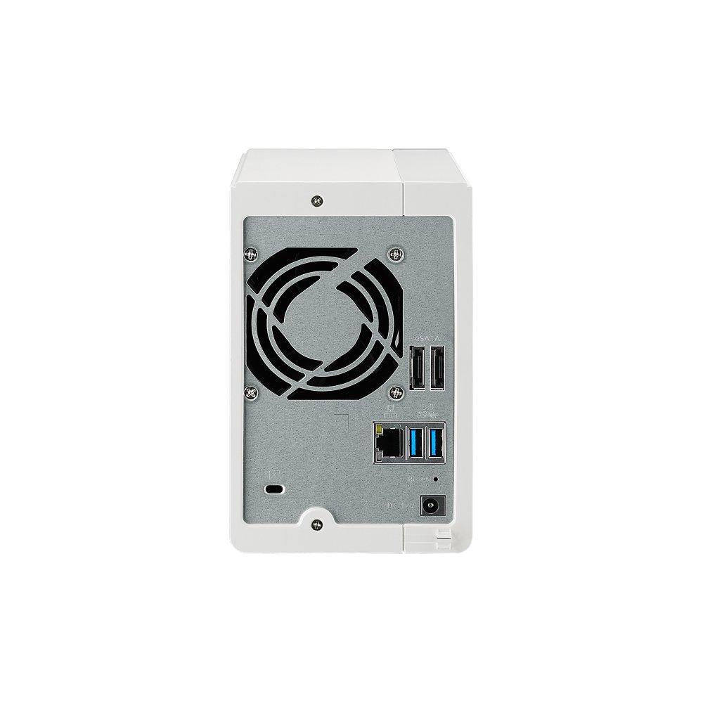 TS-220 Qnap, Storage NAS até 20TB SATA