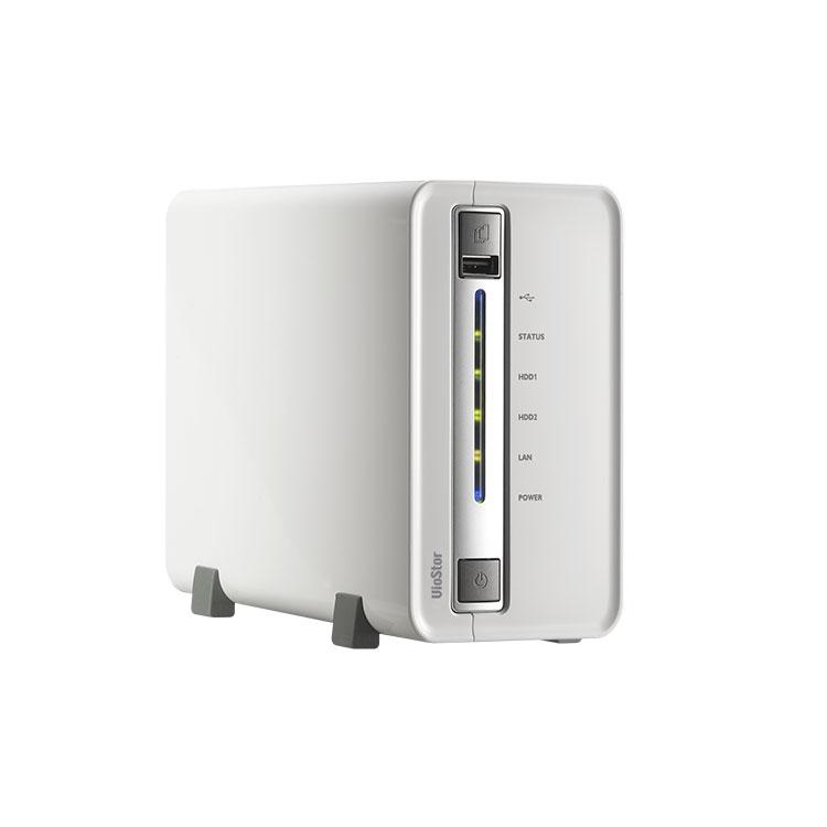 NVR 4 Canais VS-2104L expansível até 8 câmeras IP