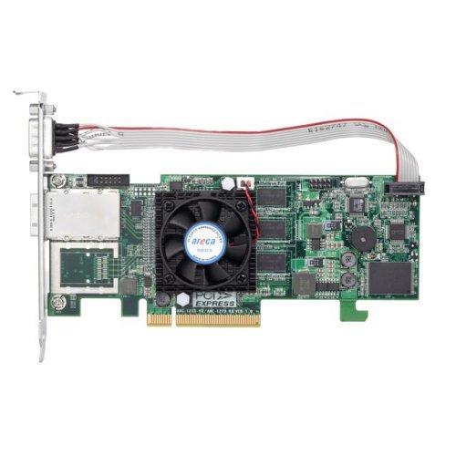 ARECA ARC-1213-4x - Placa Controladora RAID PCIe 2.0 x8 SATA/SAS