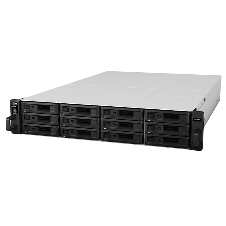 RackStation RS2416RP+ Storage NAS 12 discos
