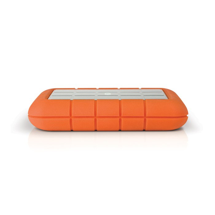 LAC9000448 LaCie - HD portátil Rugged Triple 2TB