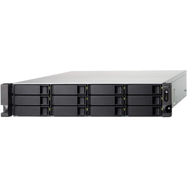 TS-1273U-RP Qnap servidor cloud 12 baias