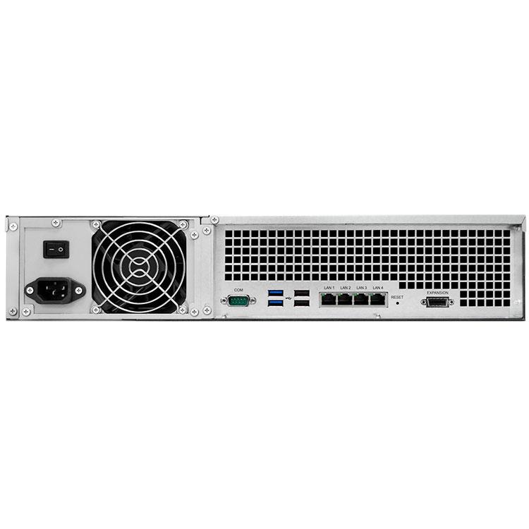 Servidor de Rede 12 discos RS2416+ Synology