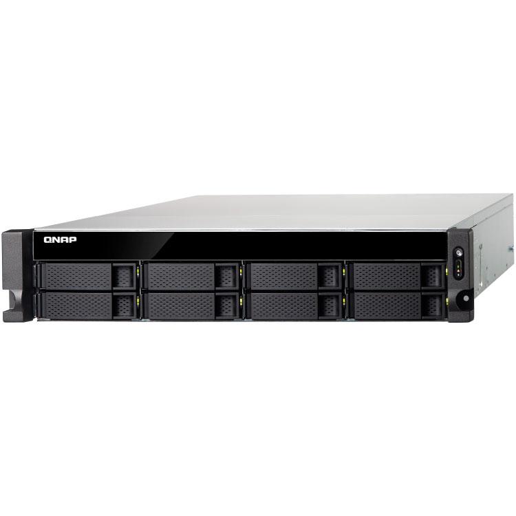 TS-873U-RP Qnap servidor de rede 8 baias até 96TB