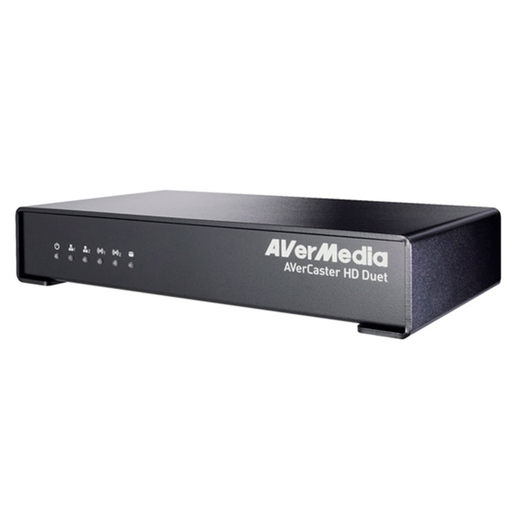 Servidor de Streaming profissional, realize transmissões ao vivo diretamente para um CDN privado ou publico.