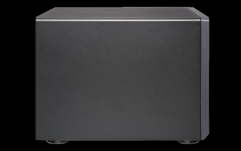 Qnap TVS-882BRT3 - Servidor Thunderbolt 3 com 8 baias hot-swappable