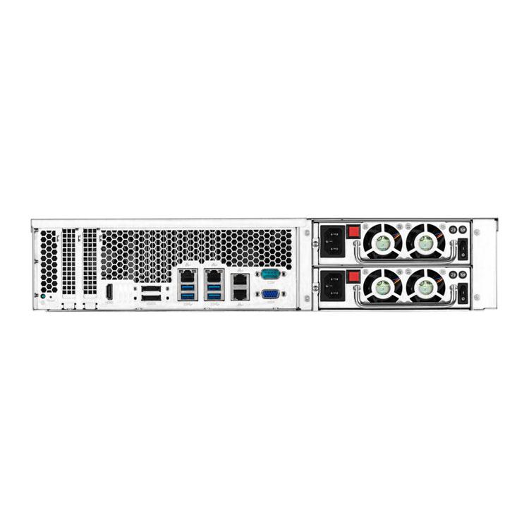 Storage NAS 120TB SATA Rackmount - AS6212RD Asustor